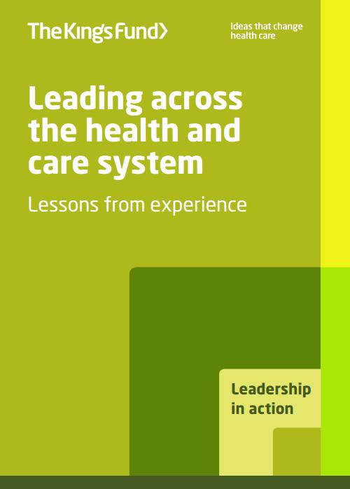 Leading health